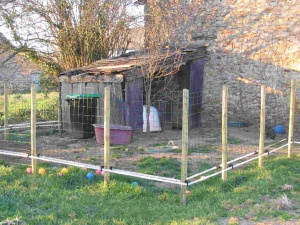 Habitat & aménagements - Refuge GroinGroin